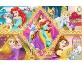 Princezné - DETSKÉ PUZZLE