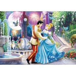 Popoluška s princom - DETSKÉ PUZZLE
