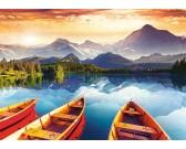 Krišťáľovo čisté jazero