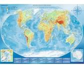 Geografická mapa sveta