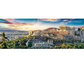 Akropolis, Atény - PANORAMATICKÉ PUZZLE