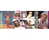 Marilyn Monroe - PANORAMATICKÉ PUZZLE