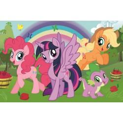 My little pony - DETSKÉ PUZZLE